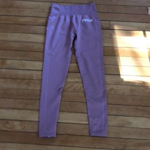 Mauve leggings/tights